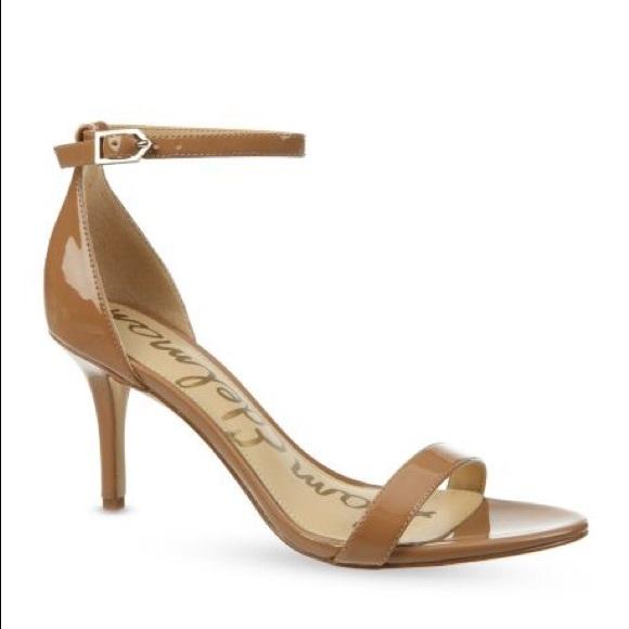 977ca2d5548 Sam Edelman Patti Ankle Strap Sandal - Sand